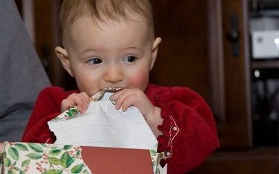 Presents Are for Tasting