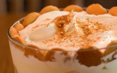 Banana Pudding to die for